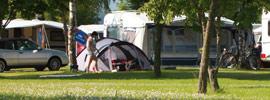 Camper am Chiemsee