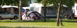 Camper am Chiemsee