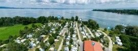 Panorama als 360 Gradbild, © Chiemsee-Camping-Rödlgries