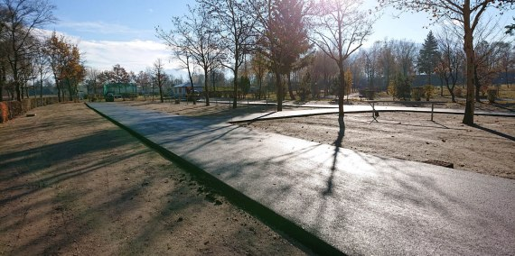 Parkplatz Neugestaltung, © Chiemsee Camping Rödlgries
