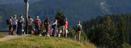 Bergwandern, © Chiemgau-Tourismus