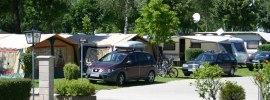Stellplatz A316, © Chiemsee Camping