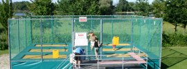 6er Trampolin, © Chiemsee Camping